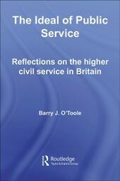Ideal of Public Service
