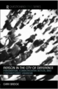 Ebook in inglese Reason in the City of Difference Bridge, Gary