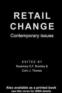 Ebook in inglese Retail Change -, -