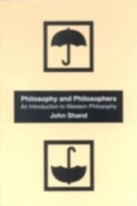 Foto Cover di Philosophy And Philosophers, Ebook inglese di John Shand, edito da Taylor and Francis