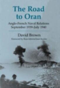 Ebook in inglese Road to Oran Brown, David