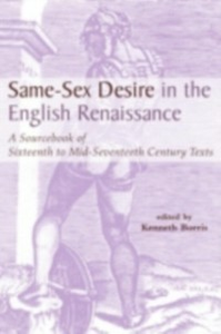 Ebook in inglese Same-Sex Desire in the English Renaissance -, -