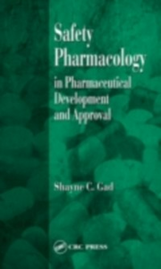 Ebook in inglese Safety Pharmacology in Pharmaceutical Development and Approval Gad, Shayne C.