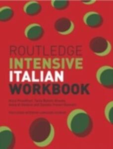 Foto Cover di Routledge Intensive Italian Workbook, Ebook inglese di AA.VV edito da Taylor and Francis