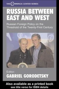 Ebook in inglese Russia Between East and West