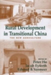 Foto Cover di Rural Development in Transitional China, Ebook inglese di  edito da Taylor and Francis