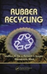 Ebook in inglese Rubber Recycling