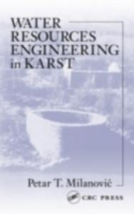Ebook in inglese Water Resources Engineering in Karst Milanovic, Petar