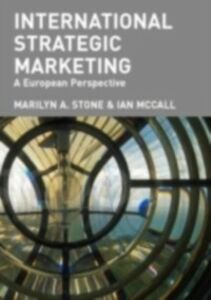 Foto Cover di International Strategic Marketing, Ebook inglese di J.B. McCall,Marilyn Stone, edito da Taylor and Francis