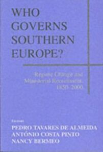Ebook in inglese Who Governs Southern Europe? -, -