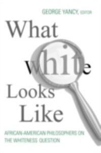 Ebook in inglese What White Looks Like -, -