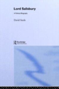 Ebook in inglese Lord Salisbury Steele, David , Steele, Dr E David
