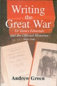 Ebook in inglese Writing the Great War Green, Andrew