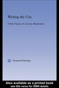 Ebook in inglese Writing the City Harding, Desmond