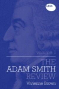 Foto Cover di Adam Smith Review: Volume 1, Ebook inglese di  edito da Taylor and Francis