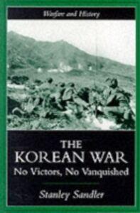 Foto Cover di Korean War, Ebook inglese di Stanley Sandler, edito da Taylor and Francis