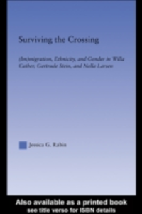 Ebook in inglese Surviving the Crossing Rabin, Jessica