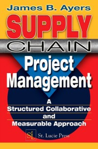 Ebook in inglese Supply Chain Project Management Ayers, James B.