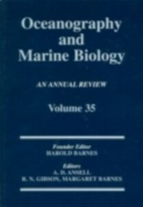Foto Cover di Oceanography And Marine Biology, Ebook inglese di  edito da CRC Press