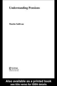 Ebook in inglese Understanding Pensions Sullivan, Martin