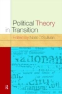 Ebook in inglese Political Theory In Transition -, -
