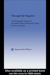 Through the Negative