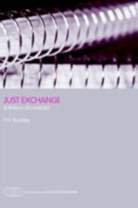 Ebook in inglese Just Exchange Buckley, Francis H.