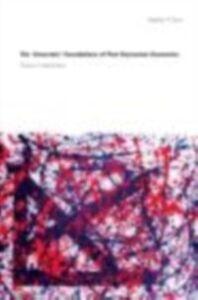 Ebook in inglese 'Uncertain' Foundations of Post Keynesian Economics Dunn, Stephen