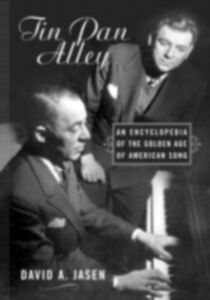 Ebook in inglese Tin Pan Alley Jasen, David A.