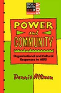 Ebook in inglese Power And Community -, -