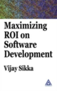 Ebook in inglese Maximizing ROI on Software Development Sikka, Vijay