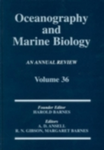 Ebook in inglese Oceanography And Marine Biology: An Annual Review -, -