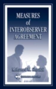 Ebook in inglese Measures of Interobserver Agreement and Reliability Shoukri, Mohamed M.