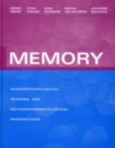Ebook in inglese Memory Antoniadis, Elena , Durlach, Cecile , Emilien, Gerard , Linden, Martial Van der