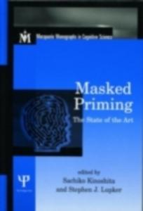 Ebook in inglese Masked Priming -, -