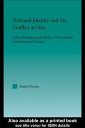 National Identity and the Conflict at Oka