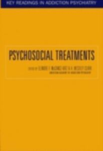 Ebook in inglese Psychosocial Treatments -, -