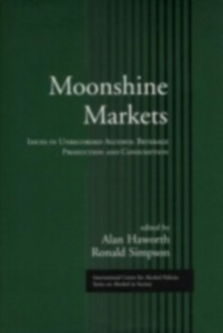 Ebook in inglese Moonshine Markets Haworth, Alan , Simpson, Ronald