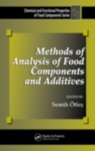 Ebook in inglese Methods of Analysis of Food Components and Additives Otles, Semih