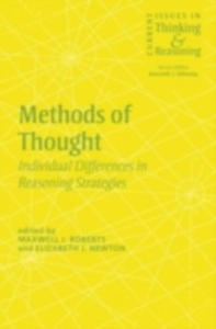 Ebook in inglese Methods of Thought -, -