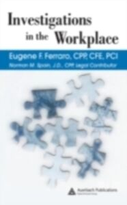 Ebook in inglese Investigations in the Workplace Ferraro, Eugene F.