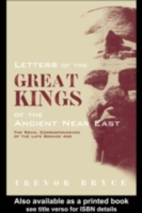 Ebook in inglese Letters of the Great Kings of the Ancient Near East Bryce, Trevor