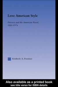 Ebook in inglese Love American Style Freeman, Kimberly