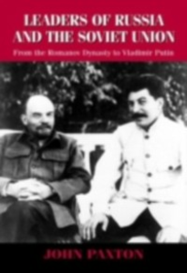 Ebook in inglese Leaders of Russia and the Soviet Union Since 1613 -, -