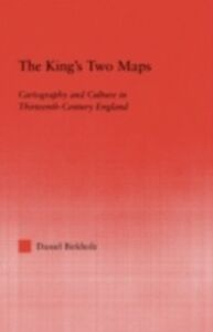 Ebook in inglese King's Two Maps Birkholz, Daniel