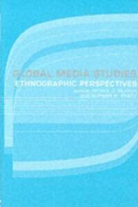 Ebook in inglese Global Media Studies