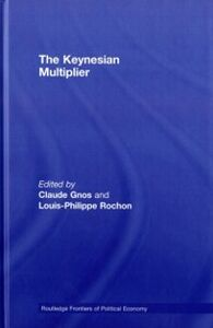 Foto Cover di Keynesian Multiplier, Ebook inglese di  edito da Taylor and Francis