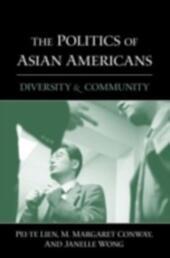 Politics of Asian Americans