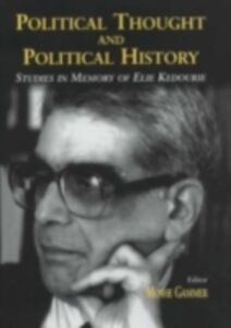 Ebook in inglese Political Thought and Political History -, -