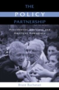 Ebook in inglese Policy Partnership Buchanan, Bruce